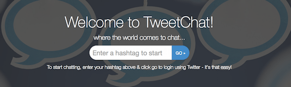 TweetChat: Grow your audience with chats on Twitter