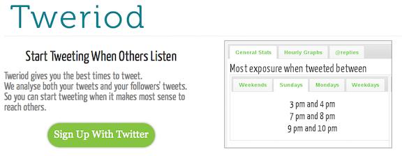 Tweriod: Analyze your Twitter followers