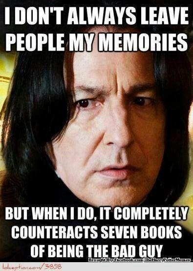 Broad match type Snape meme