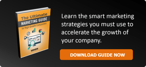 download the ultimate marketing guide for high growth companies