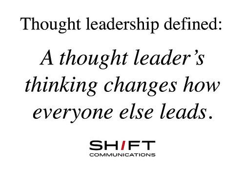thoughtleadership