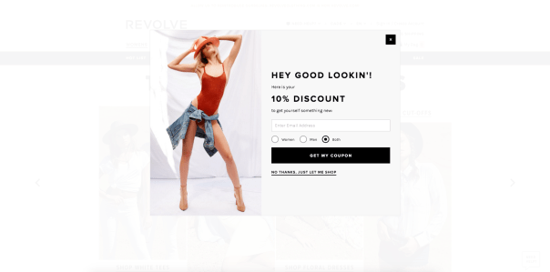 5 Smart E-Commerce Entry Popup Examples and Why They Work