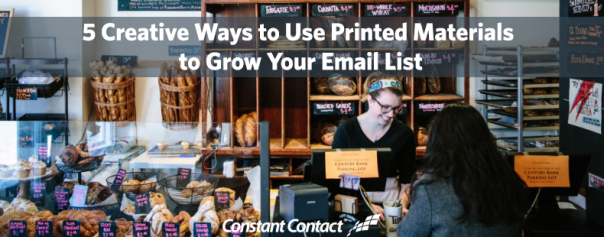 creative ways to grow your email list ft image