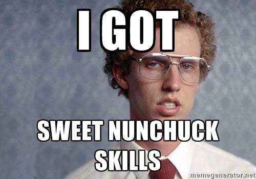 marketing resume skills