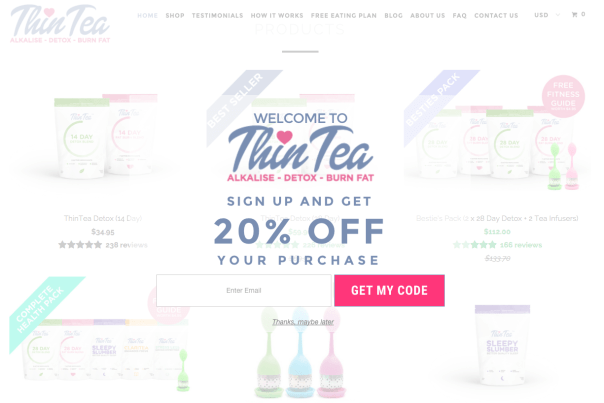 thin_tea_ecommerce_pop_up_promotion.png