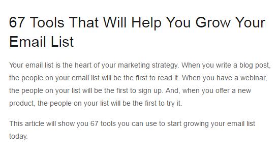 pblog post example