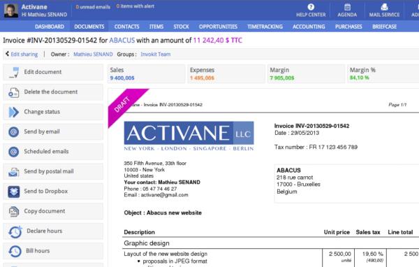 Activane Screenshot
