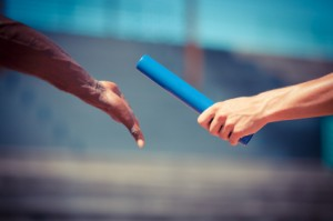 Passing the baton is a very critical moment in the growth of a company. Knowing whom to delegate to and when to delegate are critical decisions.