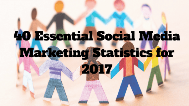 Social Media Marketing Statistics 2017