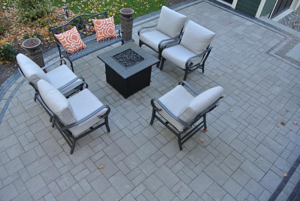 patio design installation in rhode