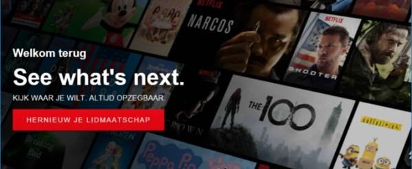 Wat te streamen in januari 2017?