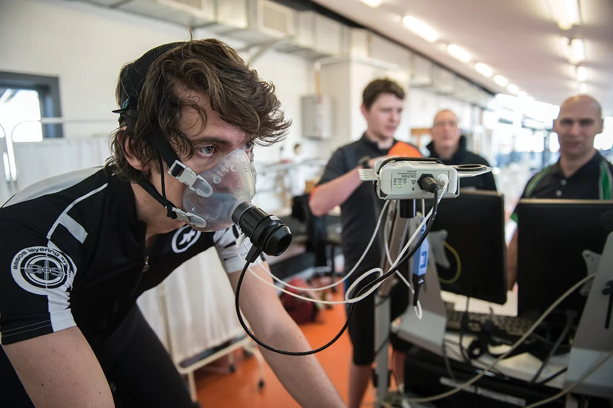 What Is A Vo2 Max Test