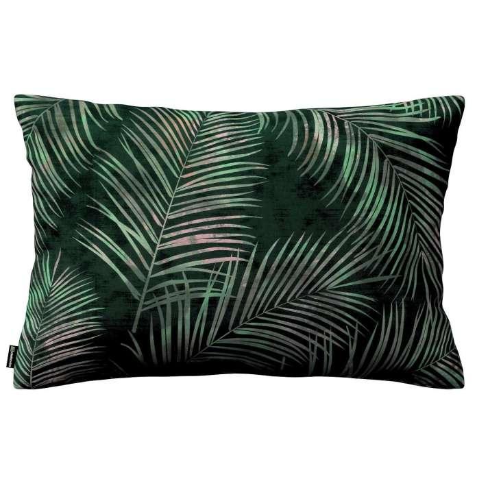 Poszewka Kinga na poduszkę prostokątną w kolekcji Velvet, tkanina: 704-21