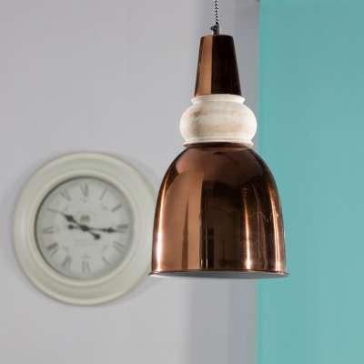 Hängelampe Milena Light Cooper 22cm - Dekoria.de
