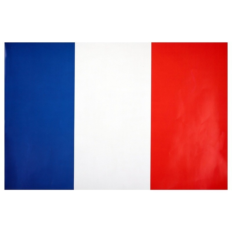 Set De Table Thme Mariage France Tricolore Drages Anahita