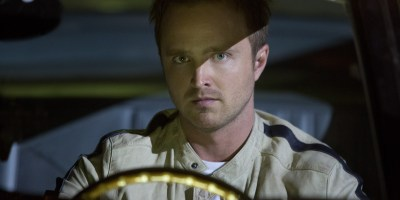 Aaron Paul leads the cast of the Need For Speed movie