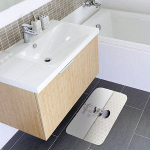 tapis salle de bain wc tapis eminza