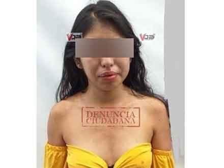 Fotografía de Sonia, acusada de apuñalar a su novio