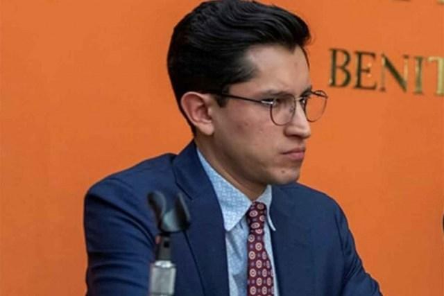 Roberto Velasco da positivo a prueba de Covid-19