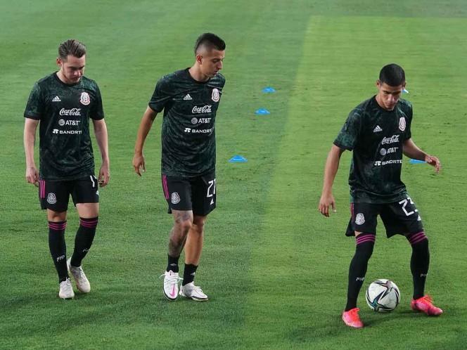La Selección Mexicana Olímpica sigue preparándose en Japón. (Mexsport)