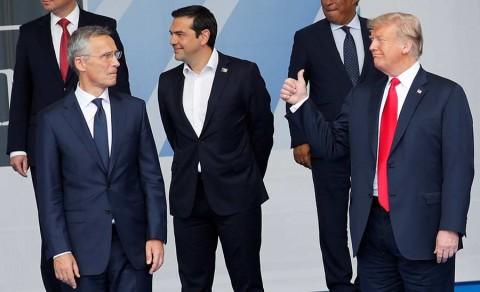 Trump enciende cumbre de OTAN: 'Alemania es prisionera de Rusia'
