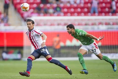 Chivas Alebrijes, Copa Mx, Chofis López, Triunfo,