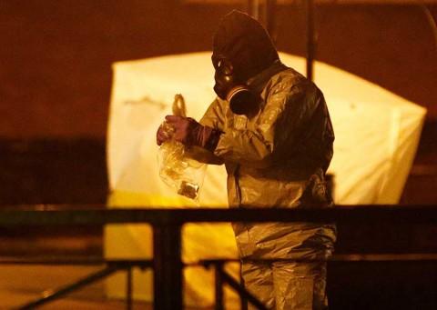 Rechaza Rusia investigación británica sobre ataque químico