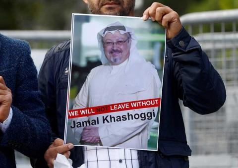 Amenaza Trump a Arabia Saudita por desaparición de periodista Jamal Khashoggi