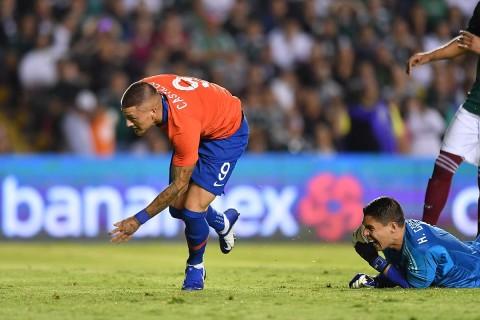 Chile sigue causando malestares al Tricolor