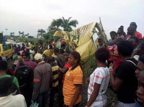 Accidente de tránsito deja al menos 27 muertos en el Congo