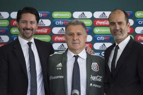 Gerardo Martino técnico del Tricolor