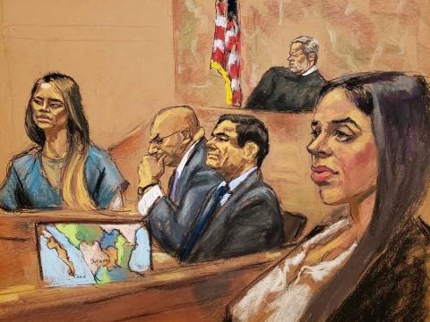 Emma Coronel, esposa de 'El Chapo', coordinó última fuga, acusa 'El Licenciado'