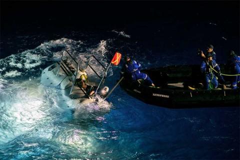 Hallan restos de plástico en la Fosa de las Marianas, el lugar más profundo del océano