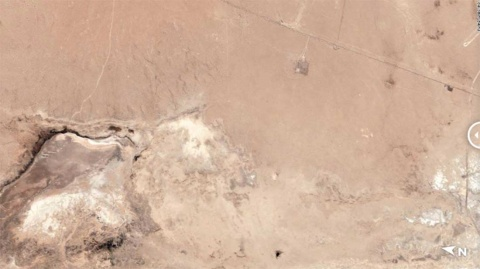 Sismo abre la tierra en California: surge grieta visible desde el espacio