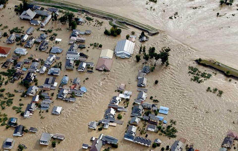 Suman 26 muertos en Japón por tifón 'Hagibis'