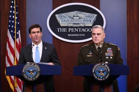Anuncia EU que eliminó restos de Al Bagdadi y capturó a 2 secuaces