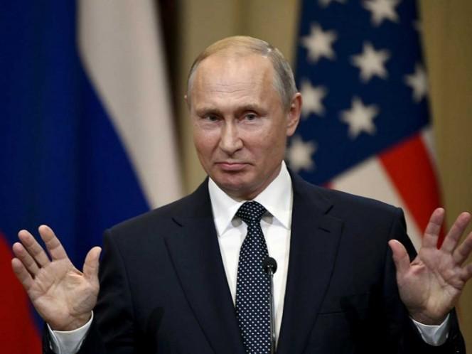 Acusa Rusia a EU de injerencia tras revelación sobre FBI