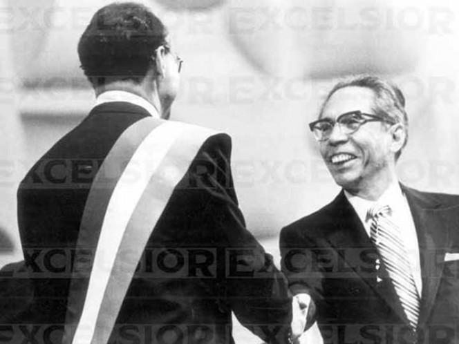 Histórico 1968: la reunión previa; conversación de dos horas antes de la matanza