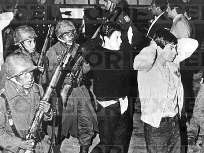 Histórico 1968: justifican el manotazo; descartaron 'fallas'
