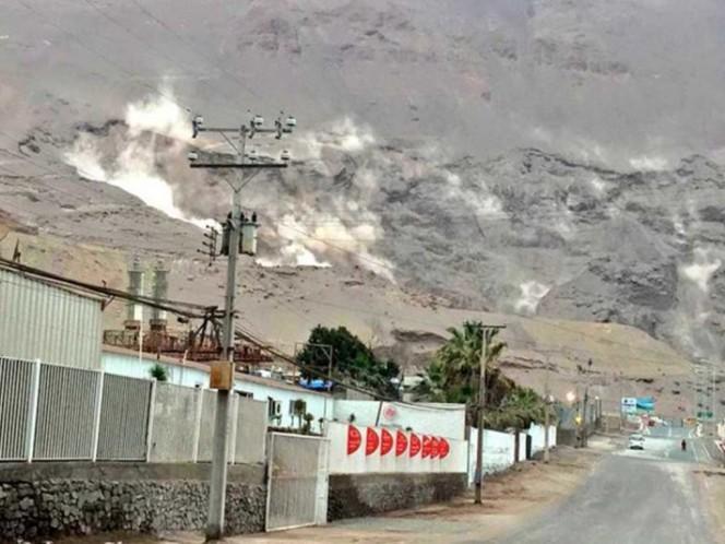 Así se vivió el sismo de magnitud 6.2 registrado en Chile