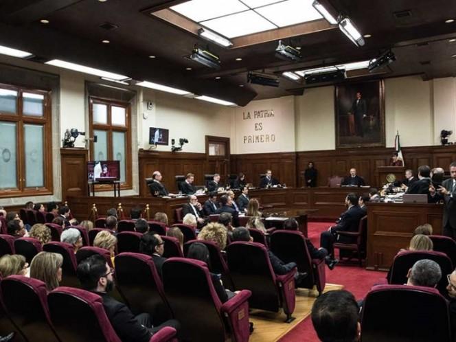 Corte 'tumba' Ley de Seguridad Interior