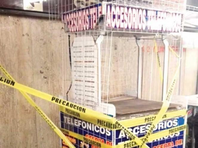 Pide STC a locatarios denunciar robos dentro del Metro