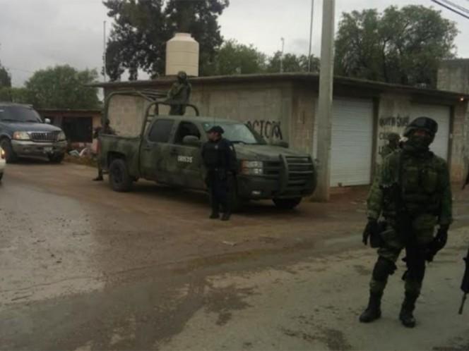 Reportan retención de tres militares en Tula, Hidalgo