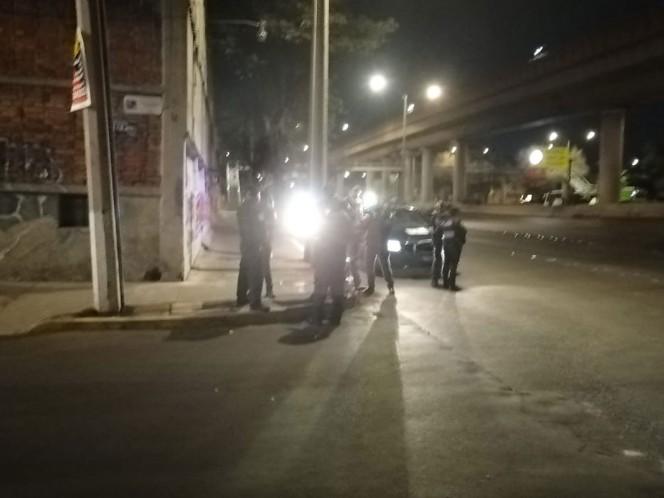 terminaron robando el camión de la marca Mercedes abandonando al conductor y a los pasajeros en calles de la colonia Moctezuma.