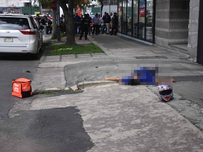 Exmilitar defiende a su hijo y mata a asaltante en Polanco