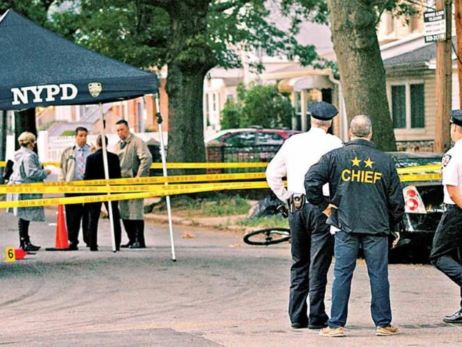 Brote de violencia golpea Nueva York