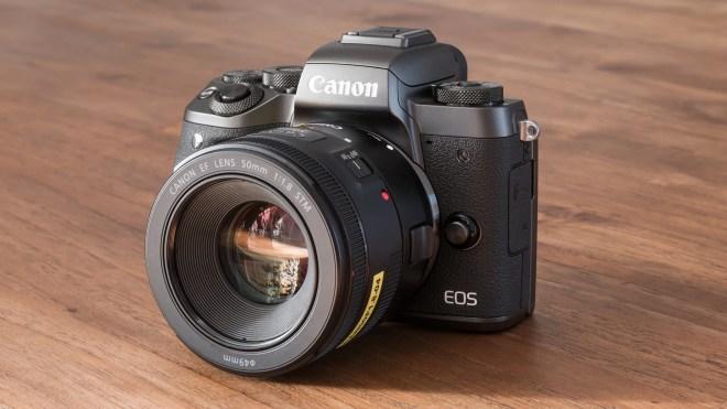 Canon EOS M5 50mm