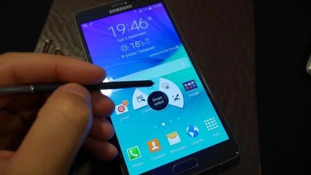 O Samsung Galaxy Note 5 só será para alguns... 1