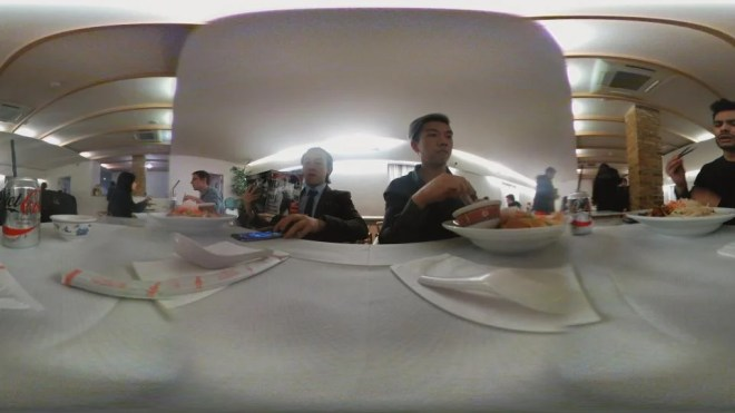 LG 360 Cam 360-degree photo 2