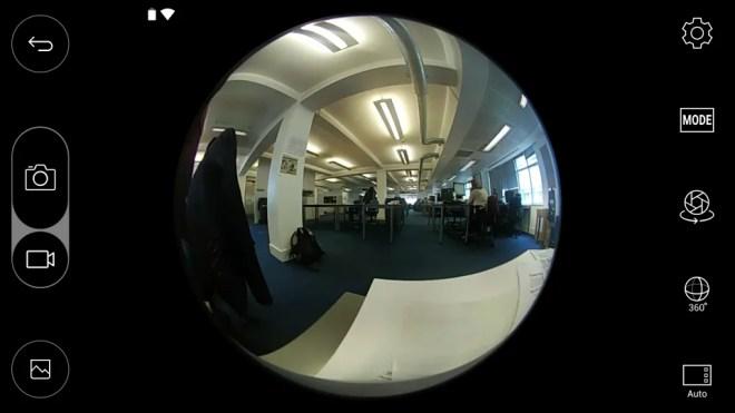 LG 360 Cam app